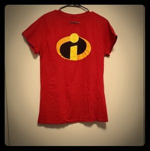 HotTopic Incredibles Graphic Tee